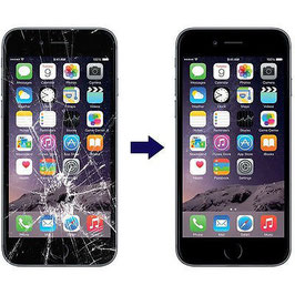 Remplacement de l'écran lcd de l'iphone 6s plus