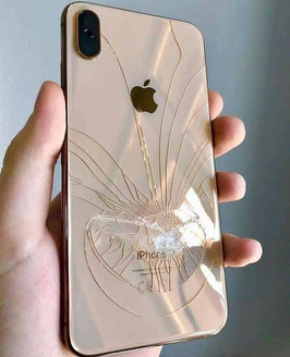 Remplacement de la vitre arrière sur l'iphone X