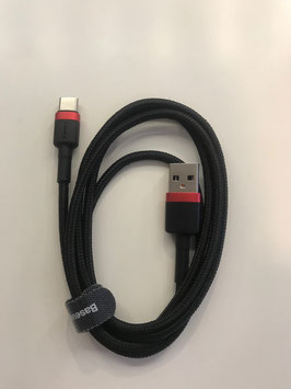 Câble de charge Usb type C