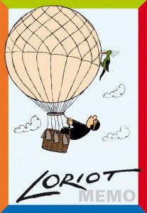 Loriot-Memo