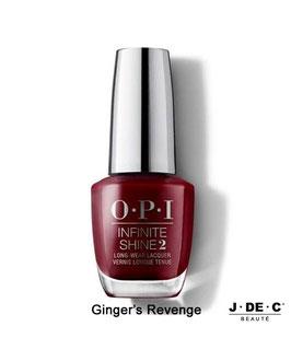 Vernis à Ongles OPI Infinite Shine • Ginger's Revenge