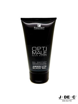 OPTIMÂLE ABSOLUTE BLACK GEL pour Homme • FAUVERT