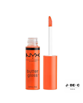 NYX PROFESSIONAL • Butter Gloss Repulpant - Cherry Cheesecake