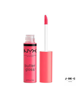 NYX PROFESSIONAL • Butter Gloss - Cupcake