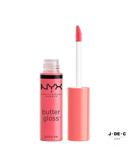 NYX PROFESSIONAL • Butter Gloss - Peaches and Cream