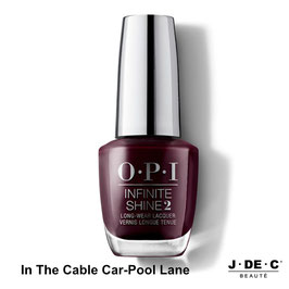 In The Cable Car-pool Lane • OPI Infinite Shine