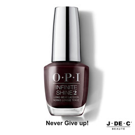 Never Give Up! • OPI Infinite Shine