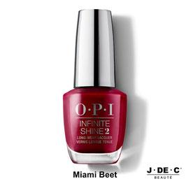 Vernis à Ongles OPI Infinite Shine • Miami Beet