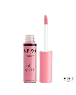 NYX PROFESSIONAL • Butter Gloss - Éclair