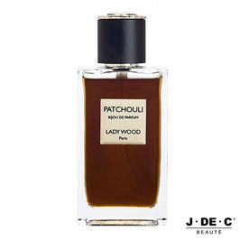 PATCHOULI Elixir de Parfum - LADY WOOD PARIS
