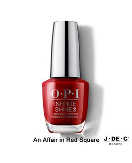 Vernis à Ongles OPI Infinite Shine 2 • An Affair in Red Square