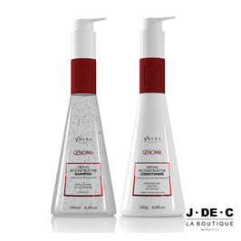 Duo Shampooing & Soin Conditioner GENOMA - YBERA PARIS