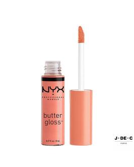 NYX PROFESSIONAL MAKEUP • Butter Gloss - Sunday Mimosa
