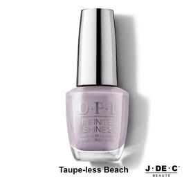 Taupe-less Beach • OPI Infinite Shine