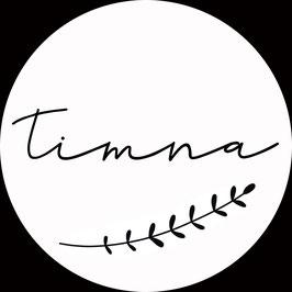 *Name liebt Holz* Anhänger, TIMNA