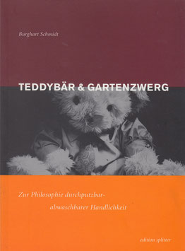 Teddybär & Gartenzwerg