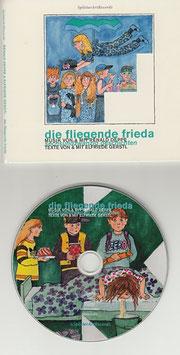 die fliegende frieda [CD]
