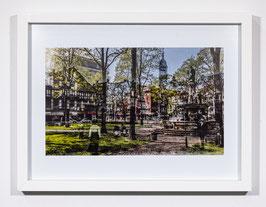 Titel: Hagenmarkt Brunnen