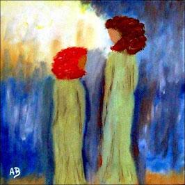 2017#14_Engelgemälde-Ölmalerei-Frau-Mädchen-Engel-Feminal-Figural-Kind-Menschen-Ölbild-Ölgemälde