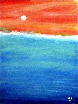 2016-11#04_Abstrakte Meerlandschaft-Landschaft-Ölmalerei-Meer-Ozean-Abstrakt-Ölbild-Ölgemälde