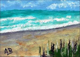 2016-10#01_Meerlandschaft-Ölgemälde-Strand-Meer-Küste-Wellen-Ölmalerei-Ölbild