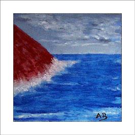 2016-03#08_Steilküste am Meer-Ölmalerei