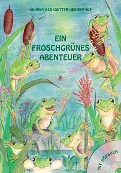 Ein froschgrünes Abenteuer