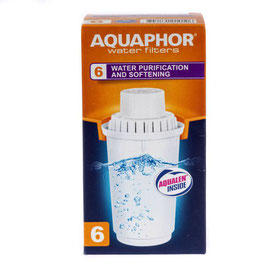 AQUAPHOR-Filter, Entgiftung & Reinigung