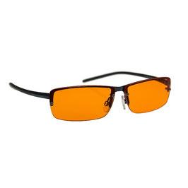 Blaulicht Schutzbrille, P1/PRO, UV400 Schutz
