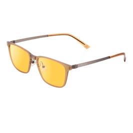 Blaulicht-Schutzbrille AmberLiTE / UV-Filter 400/500nm
