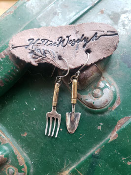 Garden Tool Earrings