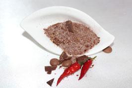 Schoko-Chili-Salz