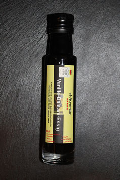 Vanille-Balsam-Essig