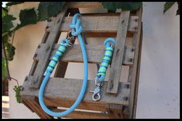Führleine aus hochwertigem Kletterseil Takelung mit Farbverlauf