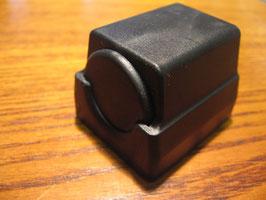 Retro - Münzhalter (schwarz)