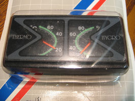 "Thermometer/Hygrometer ""Exquisit"""