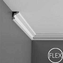 Stuckleiste C322F Flexible Luxxus ORAC DECOR® Eckleisten - ORAC DECOR® Eckleiste  - Stuckleisten