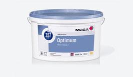 Mega Optimum 357 hochdeckende Innenwandfarbe Nassabriebklasse 2