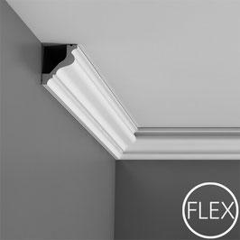 Stuckleiste C200F Flexible Luxxus ORAC DECOR® Eckleisten Kollektion - ORAC DECOR® Eckleiste - Stuckleisten