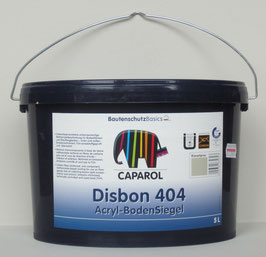 Caparol Disbon 404 Acryl-BodenSiegel 5 l Kieselgrau / Caparol