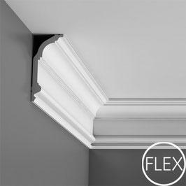 Stuckleiste C339F Flexible Luxxus ORAC DECOR® Eckleisten - ORAC DECOR® Eckleiste - Stuckleisten