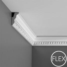 Stuckleiste C212F Flexible Luxxus ORAC DECOR® Eckleisten Kollektion - ORAC DECOR® Eckleiste - Stuckleisten