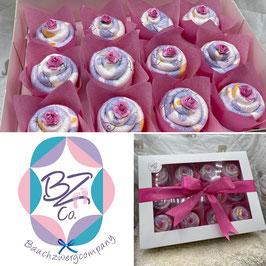 Windel-Cupcakes 12er Pack