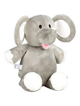 Cubbies Elefant grau