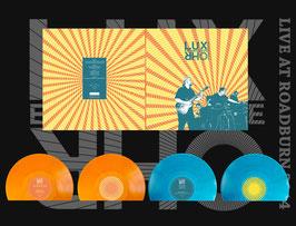 E-Musikgruppe Lux Ohr - Live at Roadburn 2014 - DLP 2016 - AR 010