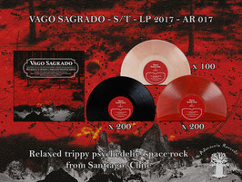 Vago Sagrado - s/t - LP 2017 - AR 016