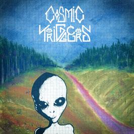 Cosmic Triggers - Homo Fractaliens - LP 2017 - AR 018