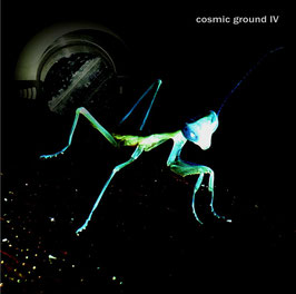 Cosmic Ground - IV - DLP 2018 - AR 025