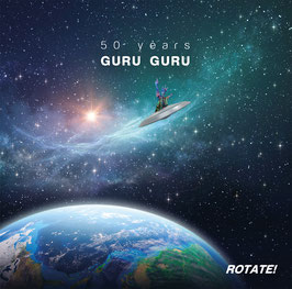 Guru Guru - Rotate! - LP 2018 - AR 024