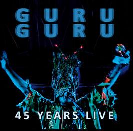 Guru Guru - 45 Years Live - DLP 2020 - AR 006